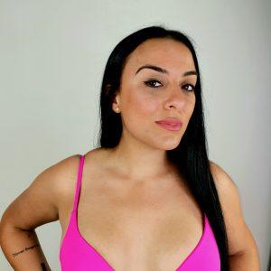 sujetador bikini triangulo