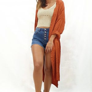 top de hilo y short
