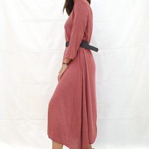 vestido de punto