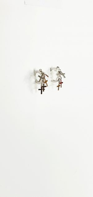 Argollas cruces