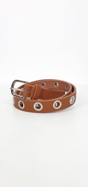 Cinturon material anillas