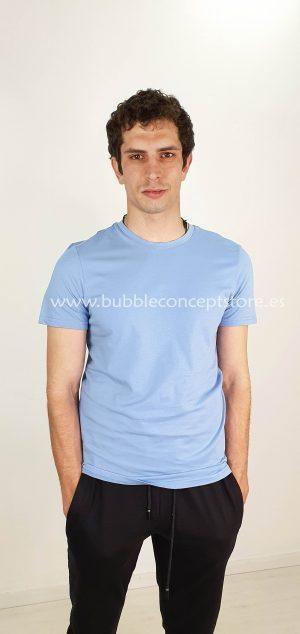 Camiseta básica de manga corta BT80