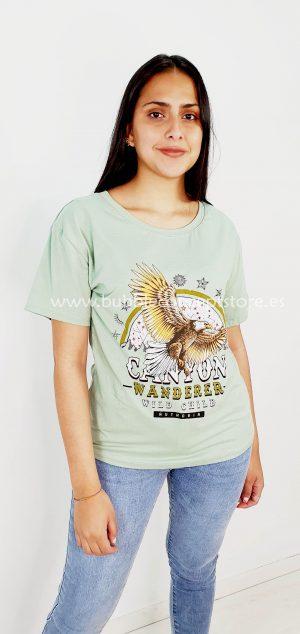 Camiseta Águila 2001