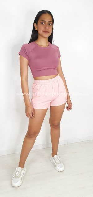 YYT9123 CONJUNTO CROP SPORTY