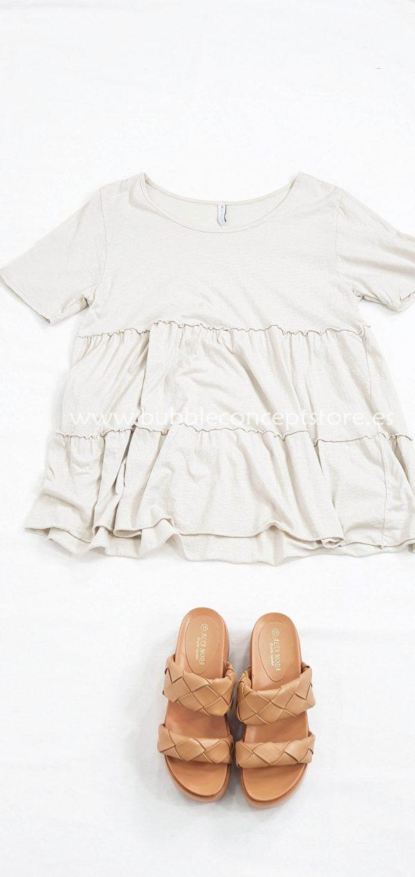 2802 Camiseta cortes