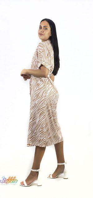 1093 Vestido camisero Kenia