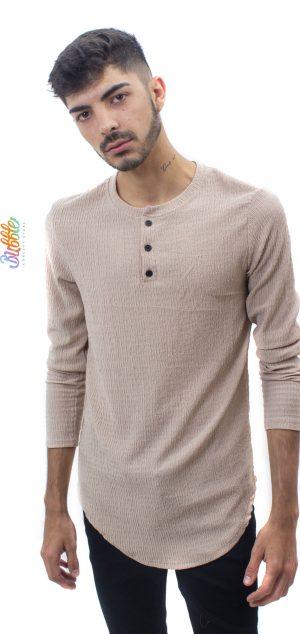 C2231 Camiseta brocada