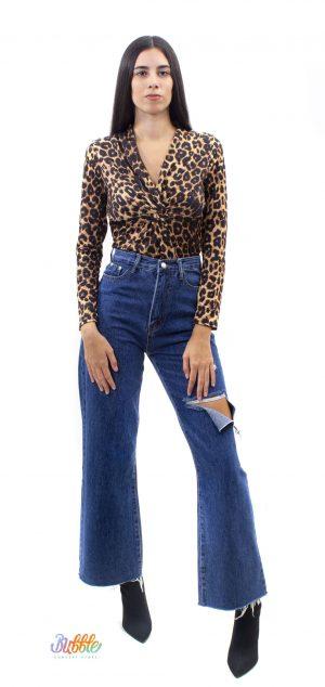 12121 Body leopardo