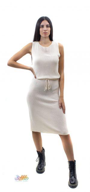 2078 Vestido hilo