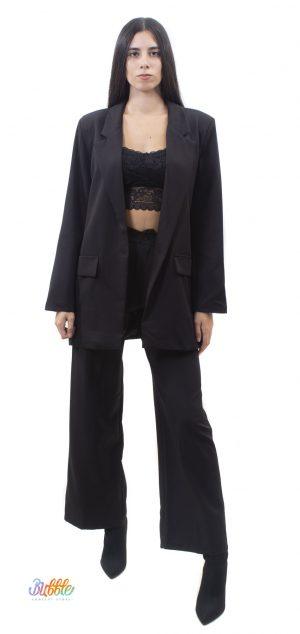 17463 Traje chaqueta y pantalón oversize