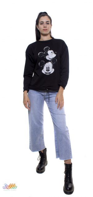 2625 Sudadera Mickey cordón