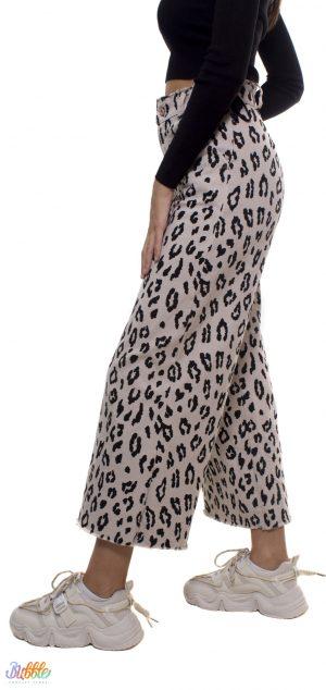 13281 Pantalón leopardo